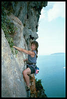 "Sheryl Lehman, ""Getting to Know You"" (7a) Thaiwand Wall"