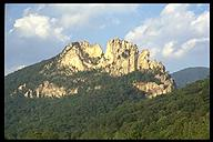 Seneca Rocks, West Virgina