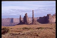 Totem Pole, Monument Valley, Arizona